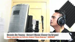 Dennis De Young - Desert Moon cover by By Bryan Magsayo