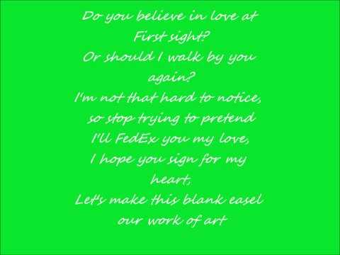 Love At First Sight Lyrics