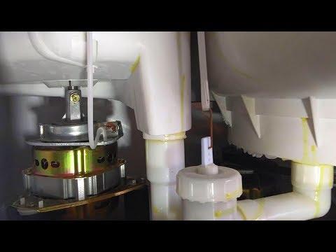 تركيب محرك نشاف غسالة الملابس العادية /الجزء الثاني