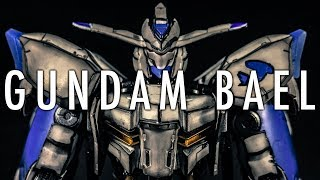 1/100 Full Mechanics Gundam Bael (MSG: IRON BLOODED ORPHANS) | REVIEW
