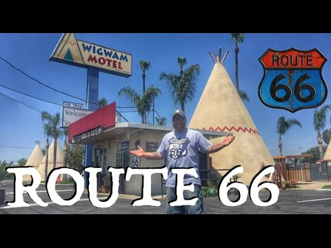 8 States ~ 2,451 Miles ~ 60 Days ~ Historic ROUTE 66