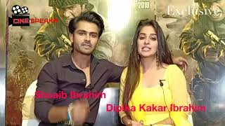 Shoaib Ibrahim | Dipika Kakar Ibrahim | Exclusive | Battalion 609 | Interview | Bigg Boss 12