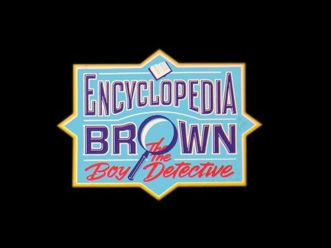 Encylopedia Brown - Minute Mysteries - 1990