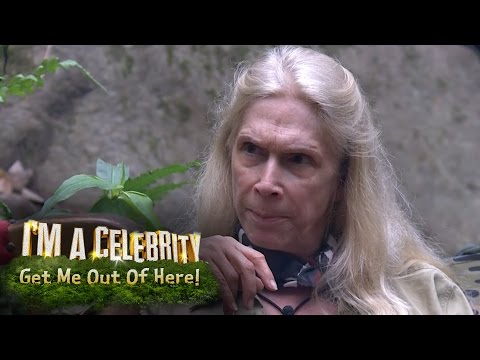 Lady C Rages At Campmates And Refuses Washing Up Task | I'm A Celebrity...Get Me Out Of Here!