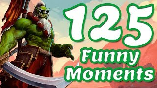Heroes of the Storm: WP and Funny Moments #125