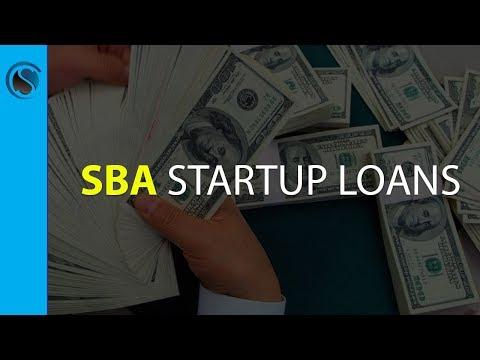 SBA Startup Loans