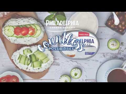 PHILLY Cucumber & Mint Sandwich