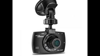 Camera auto G30 Full HD - Prezentare video