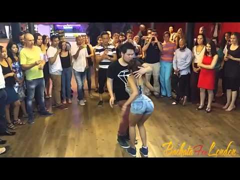 Bachata Dance 2014: Bachata London Classes - Daniel Chong - 7-08-2014 BachataForLondon