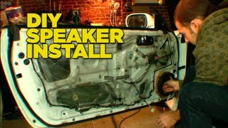 How To Install Car Speakers