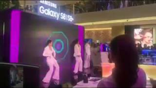 [Fan cam] Bảo Anh biểu diễn cực sung In The Night trong Event Samsung