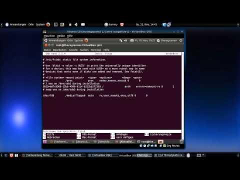 Ubuntu Swap-Partition schreddern