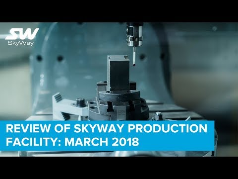 Review of SkyWay Production Facility