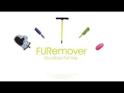 FURemover Broom - Goodbye Pet Hair!