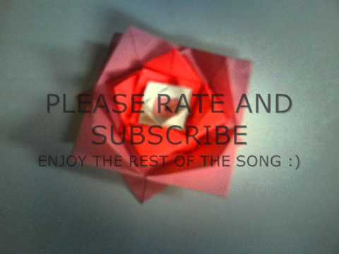 How To Make An Origami Gift Bow .wmv