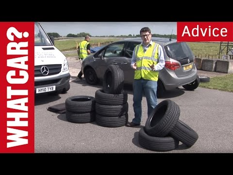 Cheap tyres versus expensive tyres - What Car?