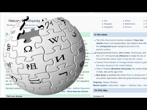 How to create wikipedia page | How to write a Wikipedia Article