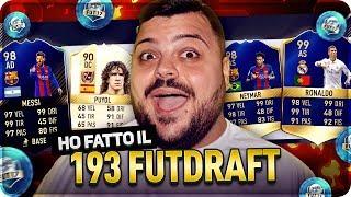 FINALMENTE 193 FUT DRAFT CHALLENGE !!! [FIFA 17]