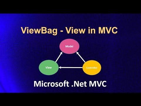ViewBag  - View in MVC