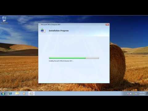 Microsoft Office 2007 Enterprise PORTUGUES PT-BR