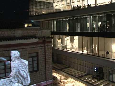 New Acropolis Museum opens