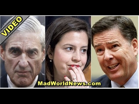 MUELLER IS CRYING LIKE A BABY AFTER YOUNG GOP CONGRESSWOMAN SHREDS LIAR COMEY  UNDER OATH!