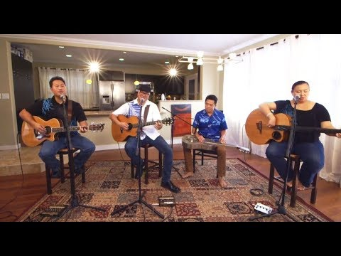 Patrick Landeza - Ka Lae `O Ka`ena (HI Sessions Live Music Video)
