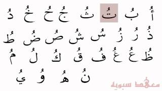 Read and write arabic letters lesson 04 f-150