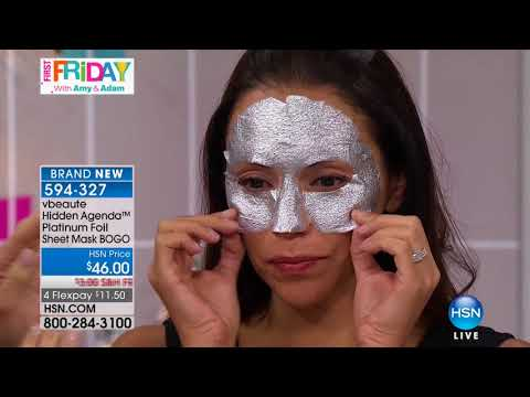 HSN | First Friday with Amy and Adam 12.01.2017 - 08 PM