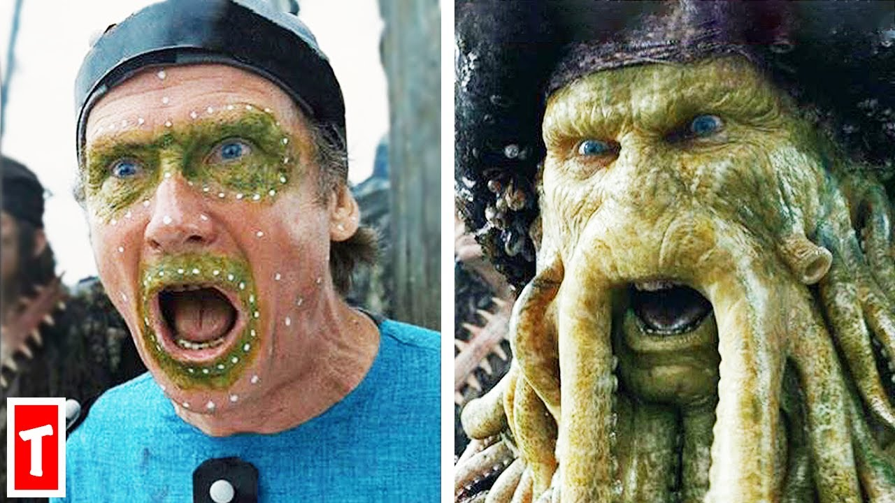 20 Iconic Scenes With And Without Special Effects