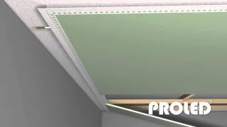 Download Come montare un profilo per strisce led a cartongesso Video