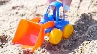 Tractores infantiles - Tractors for children - Carros - Carritos para niños