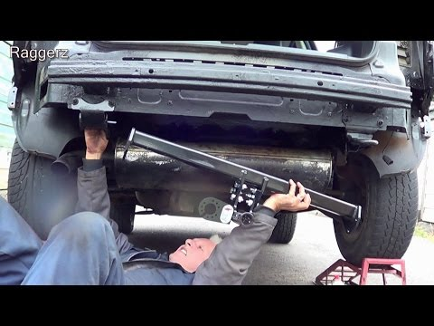 Landrover Freelander 2 Tow Bar Fitting Guide