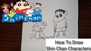7 14 How To Draw Ai Suotome From Shinchan Video Playkindle Org