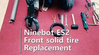How to repair ninebot seway ES1 ES2 ES4 - PakVim net HD