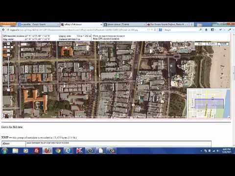 How To Find Location Information In A Digital Photo