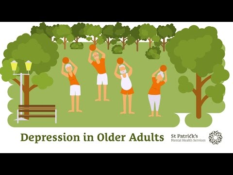 Depression in Older Adults (part 1)