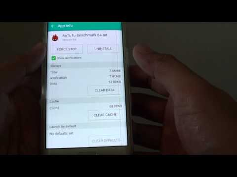 Samsung Galaxy S6 Edge: How to View All Downloaded Apps