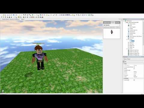How to make things talk in ROBLOX