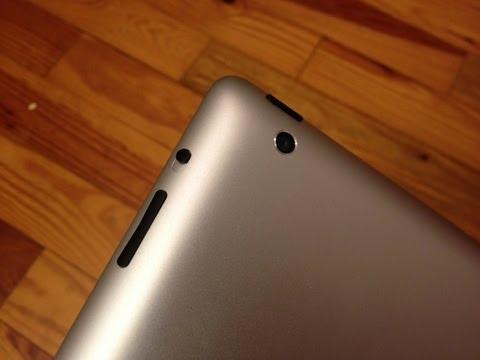 New iPad: Camera Test (1080p)