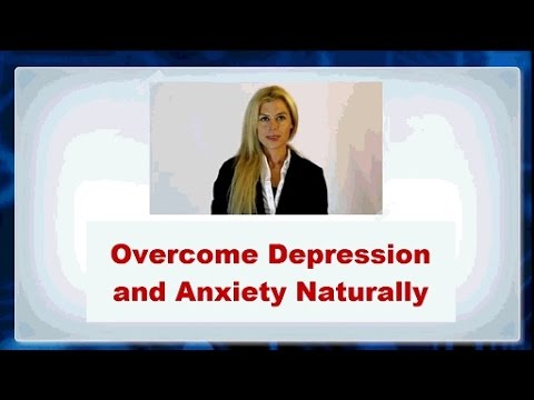 ★ Find out How to Overcome Depression Naturally without any Meds