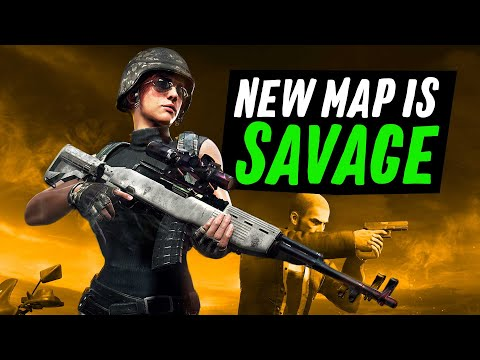 PUBG's New Map Is A Smart Move