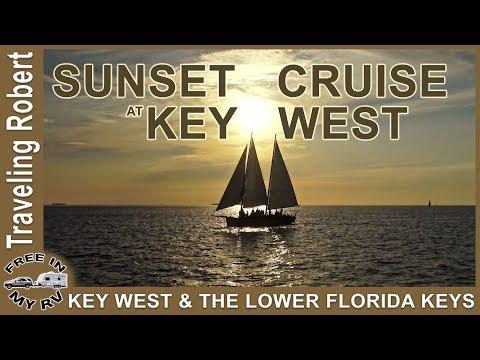 Key West Sunset Cruise - The Lower Florida Keys