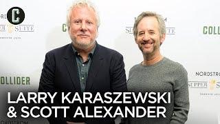 Dolemite Is My Name Screenwriters Scott Alexander & Larry Karaszewski Interview