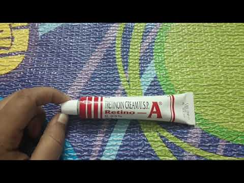 Retinol A 0.05%.. a single solution for acne pigmentation and open pores