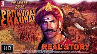 PRITHVIRAJ CHAUHAN 2019 Real Story Official Trailer | Akshay Kumar | Untold Story | Official Teaser