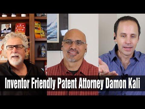 Meet Inventor-Friendly Patent Attorney Damon Kali