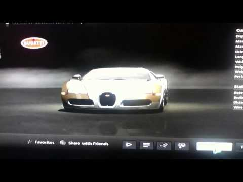 Gran Turismo 5 Bugatti Veyron 16.4 Startup