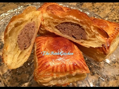 Bánh Pateso - Pâté Chaud