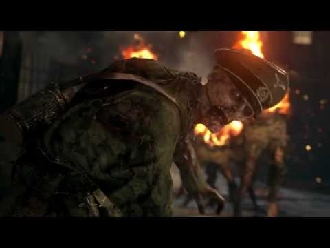 Call of Duty: WWII - Comic Con Nazi Zombies trailer
